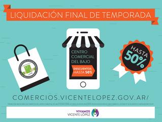 #CentrosComerciales | ¡Liquidación final de temporada en el EL BAJO!