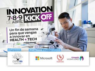 ¡Innovation Kick Off en Vicente López!