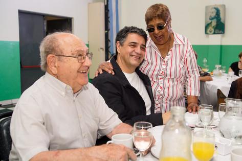 Jorge Macri anunció una ayuda económica a miles de jubilados y personas con discapacidad