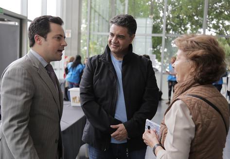 Vicente López recibió a la primera convención nacional sobre la salud de los animales