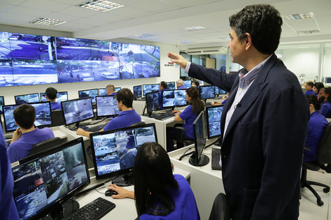 """Jorge Macri: """"Nuestro desafío es seguir mejorando la seguridad"""""""