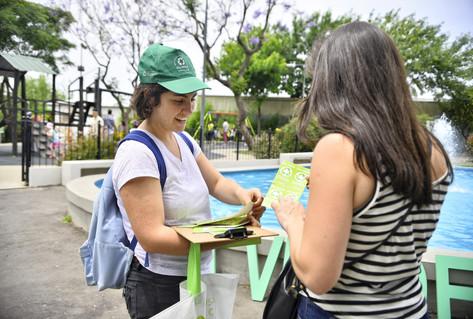 """El """"Día Verde"""" llega a Villa Martelli y cubre todos los barrios de Vicente López"""