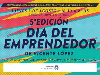 5° Día del Emprendedor de Vicente López