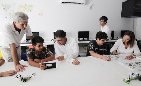 La gobernadora Vidal y Jorge Macri inauguraron un Centro Barrial de Infancia en Barrio Habana