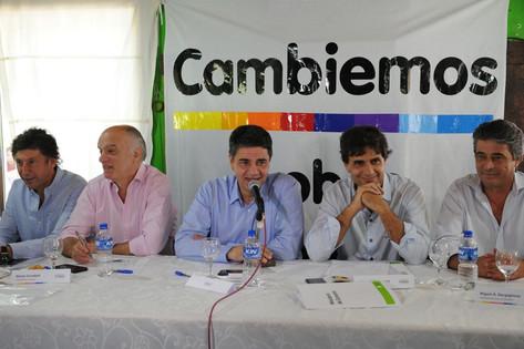 """Jorge Macri: """"Seguimos consolidando el trabajo en equipo"""""""