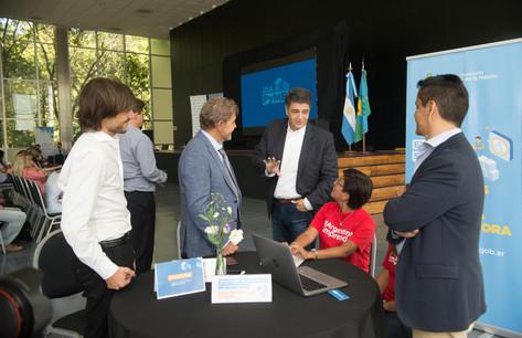 Cientos de emprendedores y empresarios participaron de una nueva edición del Día Pyme