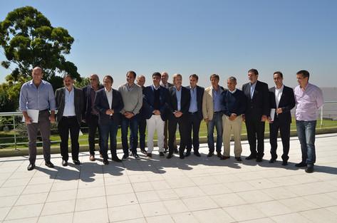 Jorge Macri encabezó el primer Foro Federal de Intendentes de Cambiemos