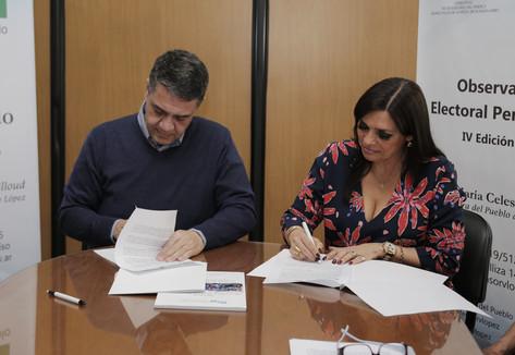 Jornada de Observación Electoral en Vicente López