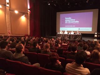 ¡Presentamos el Fondo Argentino de Desarrollo Cultural y Creativo en VL!