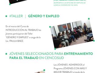 #OficinaDeEmpleo  -  Actividades Junio/Julio 2017