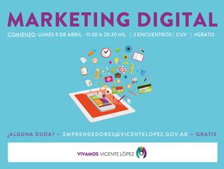 9/04  |  #Taller - Marketing Digital