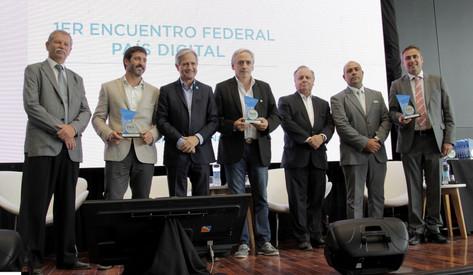 Con la inclusión digital como foco, Vicente López recibió al Primer Encuentro Federal País Digital
