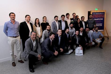 Finalizó la Competencia de Proyectos de la Incubadora Vicente López