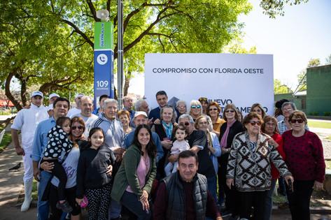 Compromiso de un nuevo destacamento en Plaza La Paz
