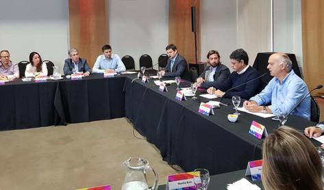 Jorge Macri asumió la titularidad del PRO en provincia de Buenos Aires