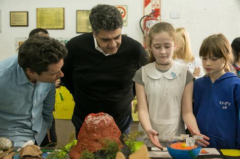 """Jorge Macri: """"la educación es un pilar fundamental en la construcción del futuro"""""""