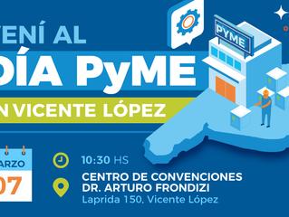 07/03 | Día PyME Vicente López