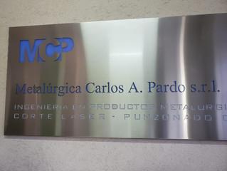 ¡Visitamos Metalúrgica Pardo!