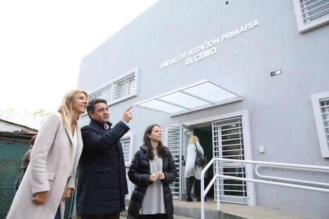 Se inauguró el primer NIDO de la provincia en el Barrio el Ceibo