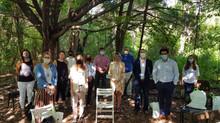06/04 - Recorrimos la Reserva Ecológica de Vicente López