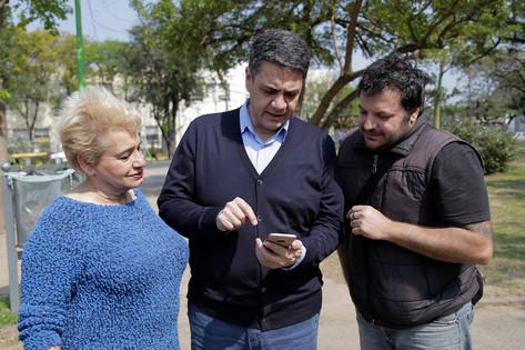 Wifi gratuito en Vicente López