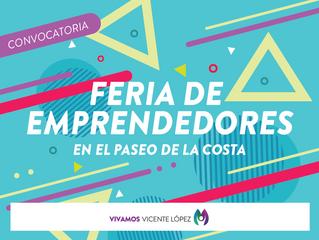 Convocatoria | Feria de Emprendedores