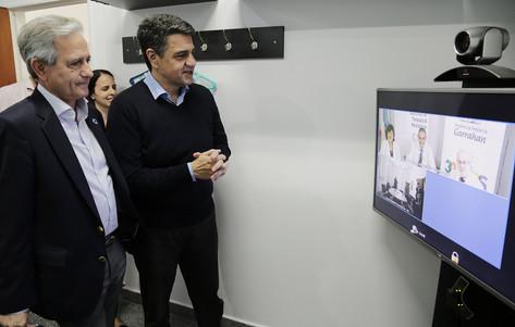 El Hospital Houssay de Vicente López se suma al Plan Nacional de Telesalud Pediátrica