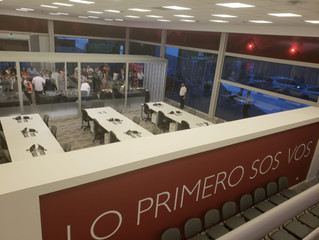 """Inauguración de nuevas oficinas """"La Segunda"""""""