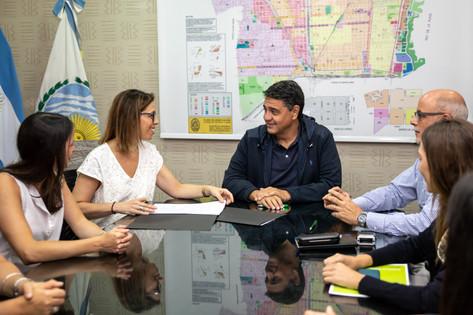 """Jorge Macri: """"La transparencia es fundamental para avanzar hacia una provincia con mejores oportunid"""