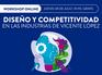 08/07 | WorkShop Online: DISEÑO Y COMPETITIVIDAD - #GRATIS