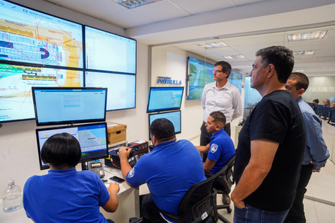 Vicente López incorpora nueva tecnología en el Paseo de la Costa