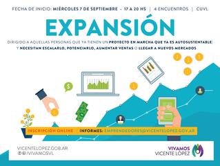 EXPANSIÓN #AcademiaVL