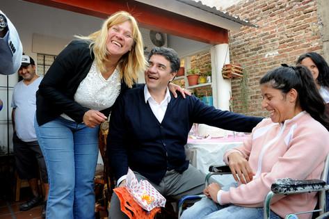 Visitando Florencio Varela
