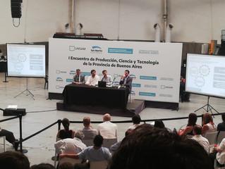 Encuentro de Secretarios de Producción y Ciencia y Tecnología de la Provincia de Buenos Aires