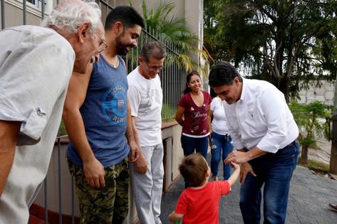 """Jorge Macri: """"El objetivo es que el vecino pueda dormir tranquilo cuando llueve"""""""