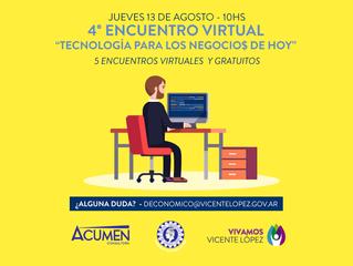 13/08 | TECNOLOGÍA PARA LOS NEGOCIO$ DE HOY
