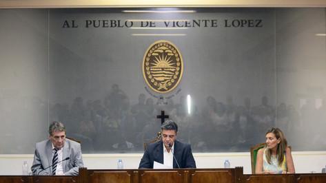 """Jorge Macri: """"Esta gestión de Vicente López representa transformación y avance"""""""