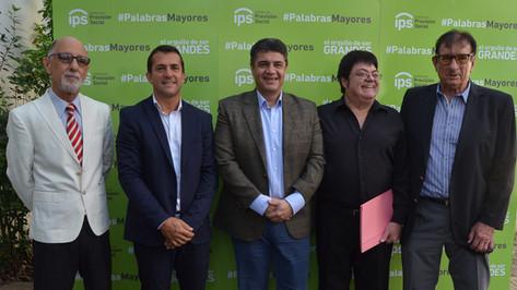 """Jorge Macri """"Nos alegra construir puentes generacionales"""""""