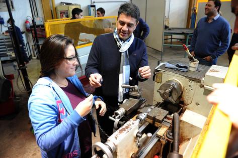 Jorge Macri visitó las localidades de 9 de Julio, Lincoln y Junín