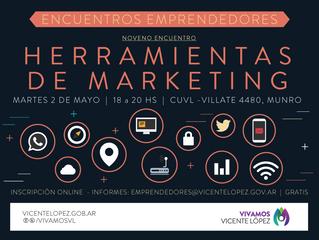 2/05   Herramientas de Marketing #EncuentroEmprendedor