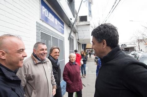 """Jorge Macri: """"El trabajo en conjunto es el camino para que lleguemos al Vicente López que nos merece"""