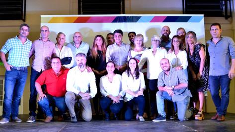 Nuevas autoridades del PRO en Vicente López