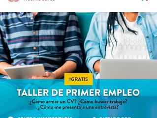 #Taller - PRIMER EMPLEO