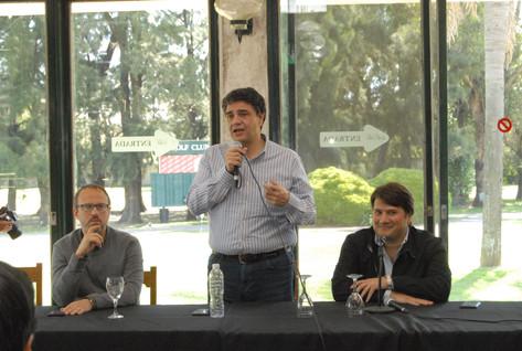 Encuentro de concejales Cambiemos de Santos Lugares