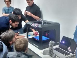 Seminario Impresión 3D en el área de Salud