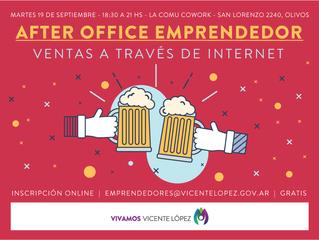 After Office Emprendedor - Ventas a través de internet