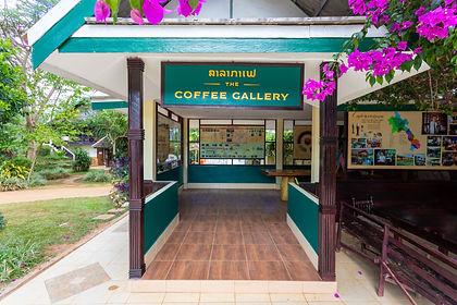 Sinouk Resort Coffe Gallery