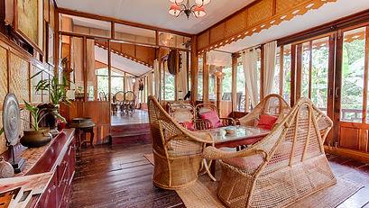 Suite Room Sinouk Coffee Resort