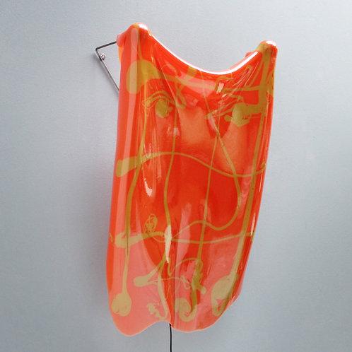 'Rag' Light by Gaetano Pesce for Fish Design