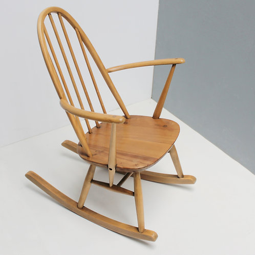 Small Rocking Chair by Lucian Ercolani for Ercol